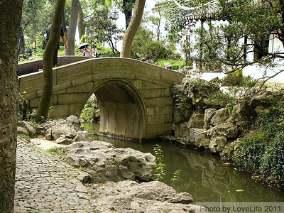Bridge over Stream ~ Suzhou