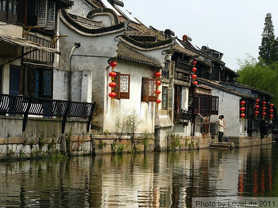 A Quiet Moment ~ Xitang Water Village