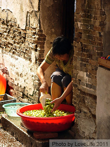 Vegetable Wash ~ Xitang