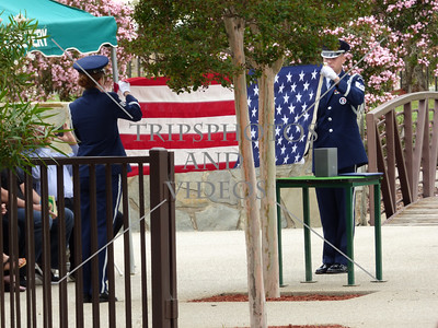 Honor Guard Funeral Ceremony