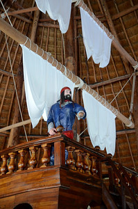 """Captain Morgan"" (Barcelo Maya Caribe - Puerto Aventuras, Mexico)"