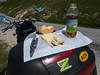 Passo Esischie and lunch