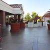 Scottsdale Hilton Inn, Road Scholar Program, 4/11/2013. Our base.