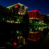 Night photography - in Greenville, SC. 10/24/2017.