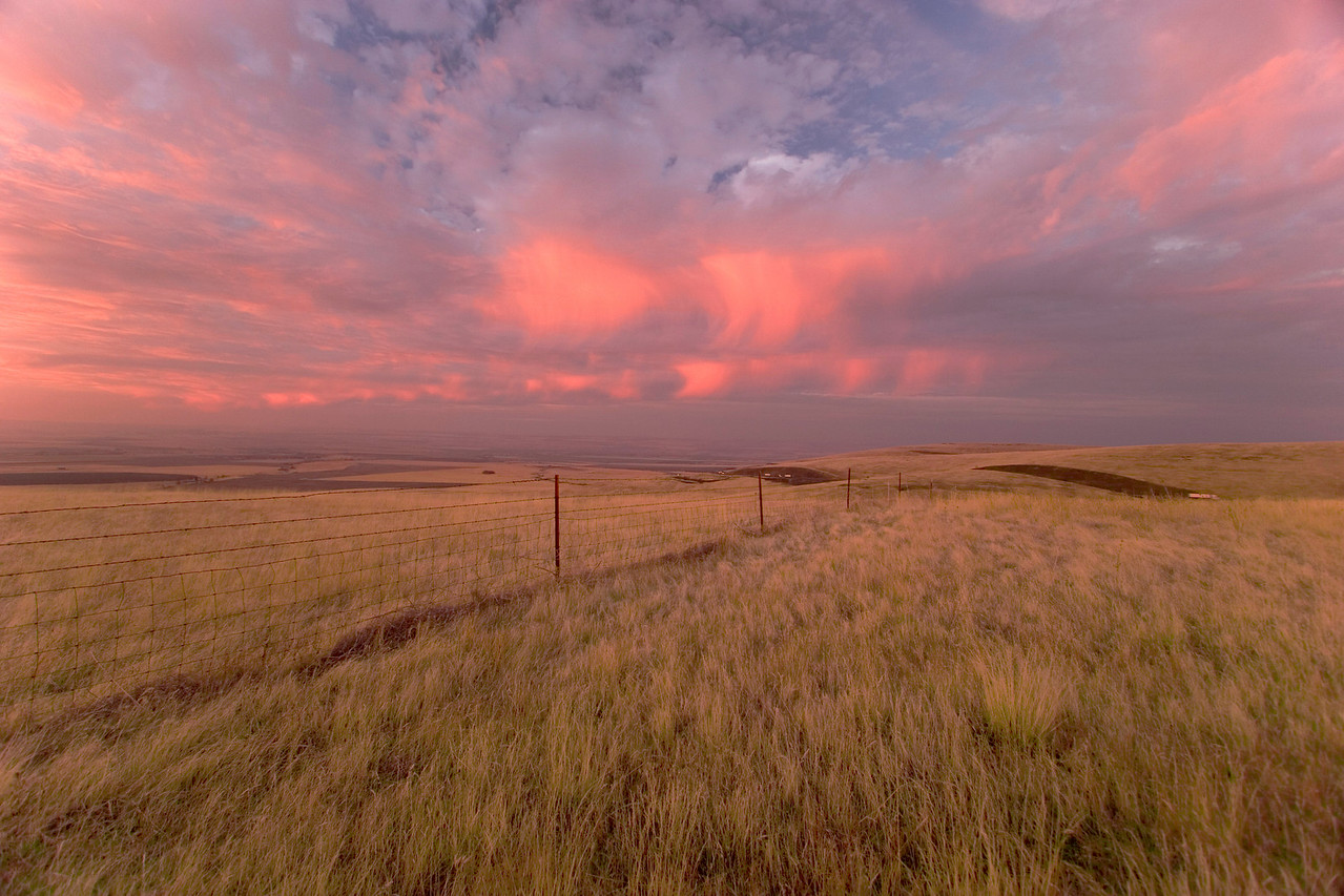 Pendleton Sunset