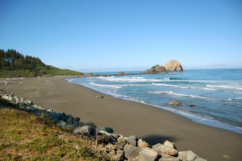 The Oregon Coast, OR.