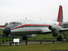 YS-11, Japanese-built airliner, at the Grissom Air Museum, Grissom AFB, Indiana