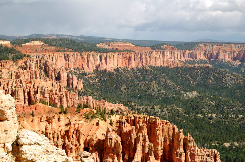 Bryce Ampitheater, Bryce Canyon National Park, UT.