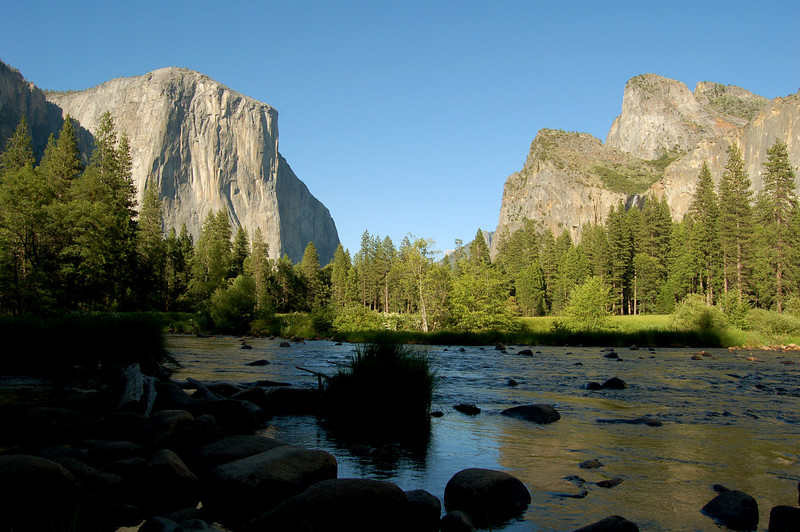 El Capitan, Yosemite National Park, CA.