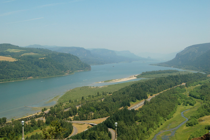 The Columbia River Gorge, OR.