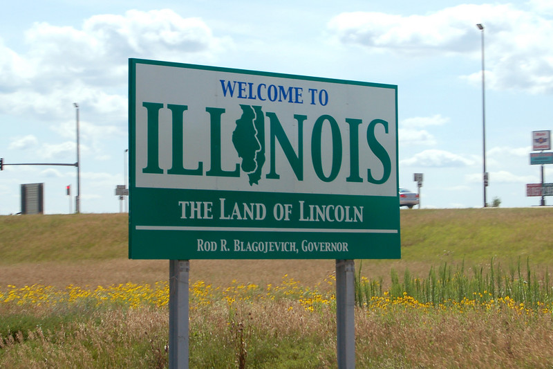 Welcome to the Land of Lincoln.