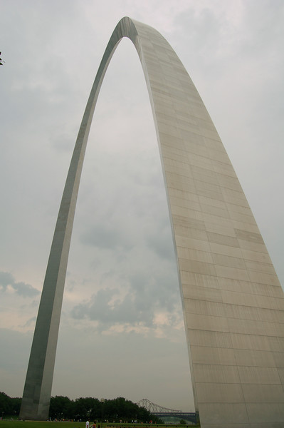 The Gateway Arch, St Louis, MO