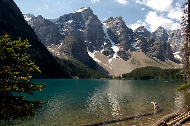 Lake Moran, Banff National Park, Canada.