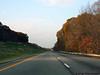 I-70 in southwest Pennsylvania.
