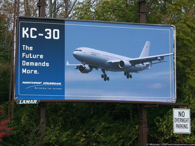 And the same from Airbus