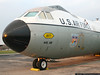 """C-141 Stratolifter.  This aircraft returned the first American POWs from Hanoi at the end of the Viet Nam war, earning the nickname """"Hanoi Taxi""""."""