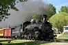 The Durango to Silverton Railroad, Durango, CO.