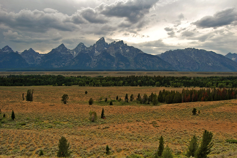 Grand Teton, Tetons National Park, WY.