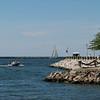 Lake Erie, Cleveland