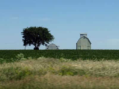 Indiana farm.
