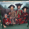 Washinton's soldiers, Visitor Center playground, Fort Necessity.