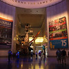 Rotunda of the Museum of Science and Industry, Chicago, July 1, 2008.