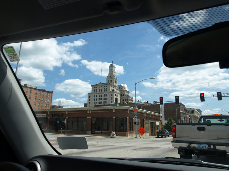 Davenport landmark.