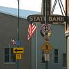 Elizabeth, Illinois, population 700, July 1, 2008.