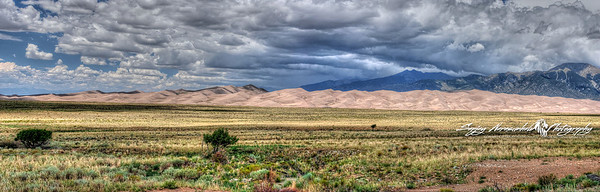 Great Sand Dunes National Park, July 28, 2010