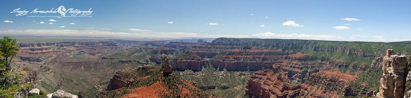 Grand Canyon, North Rim, July 25, 2010