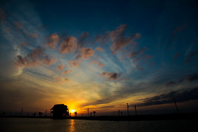 Sunset  Galveston, TX