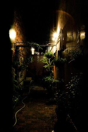 Hidden Garden - New Orleans, LA