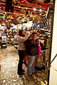 Preparing for Mardi Gras  New Orleans, LA