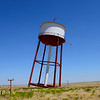 The Leaning Water tower of Groom, TX
