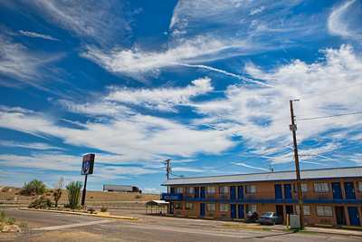 Welcome, Lordsburg, New Mexico