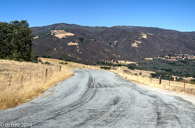 Road to Carmel Valley