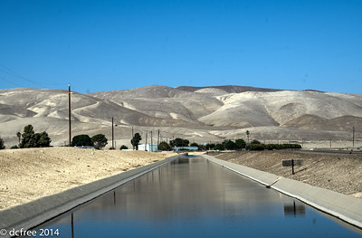 Lost Hills Canal