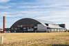 A second WWII-era hangar at Dalhart.