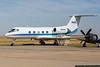Gulfstream II used by NASA as a Shuttle Training Aircraft is part of the collection at the Texas Air and Space Museum.