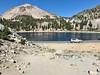 Eagle Peak and Lake Helen