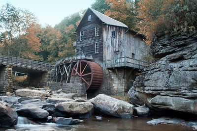 Glade Creek Mill 9177a