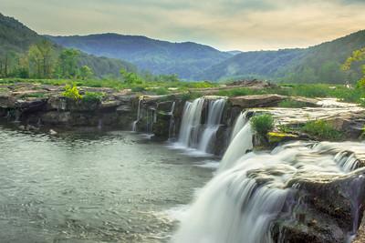 Sandstone Falls--9154