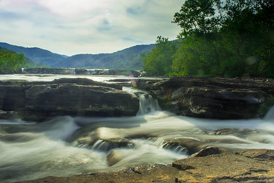 Sandstone Falls--9104