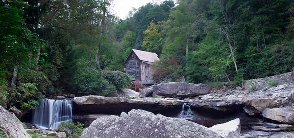 Glade Creek Mill -9209