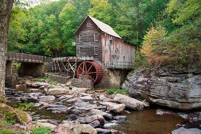 Glade Creek Mill -9185