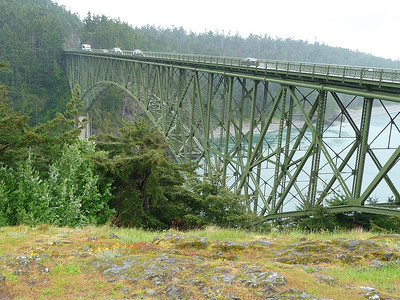 Deception Pass, Whidbey Is., WA