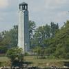 William Livingstone Lighthouse on Belle Isle Detroit