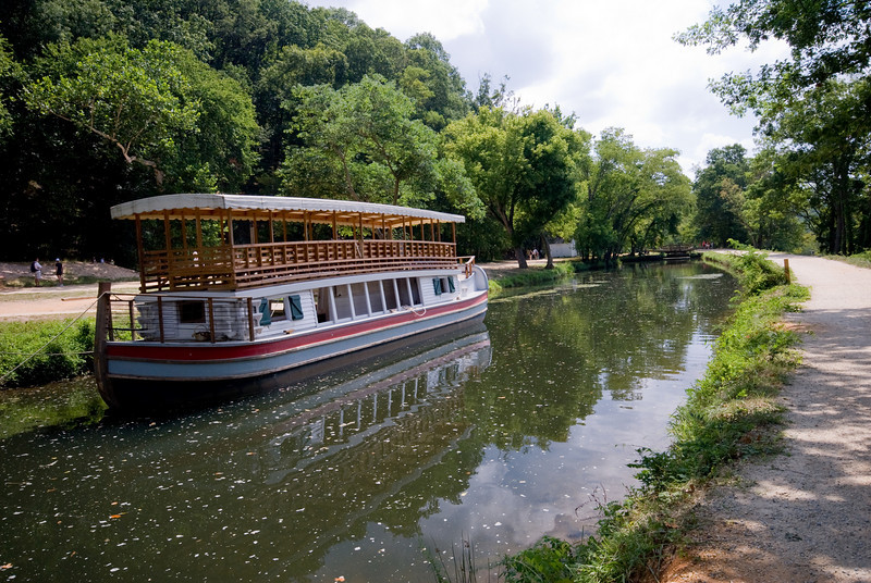 Chales F. Mercer Canal Boat