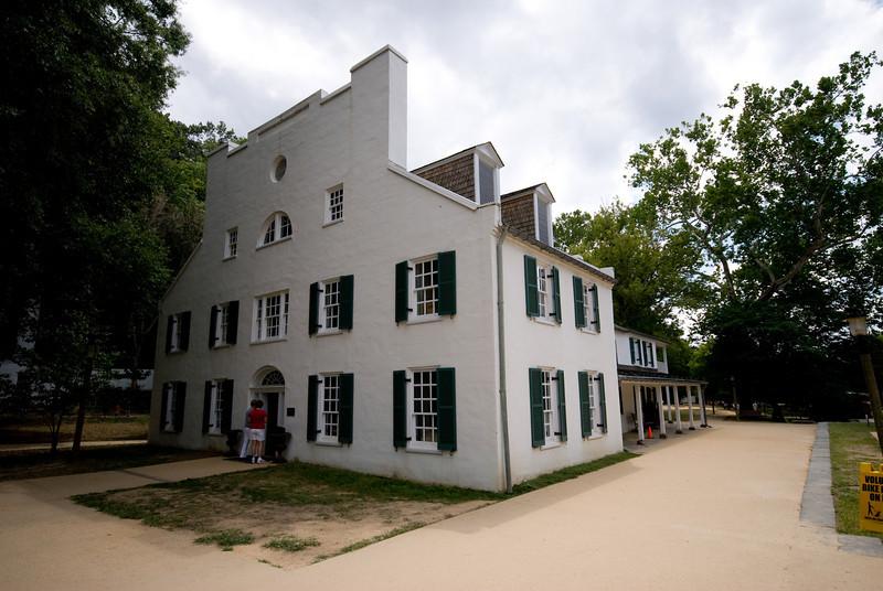 Great Falls Tavern Visitor Center