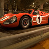 Ford Museum - Racing automobile